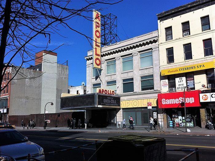 Teatro Apolo Harlem