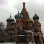 Catedral San Basilio, Moscú