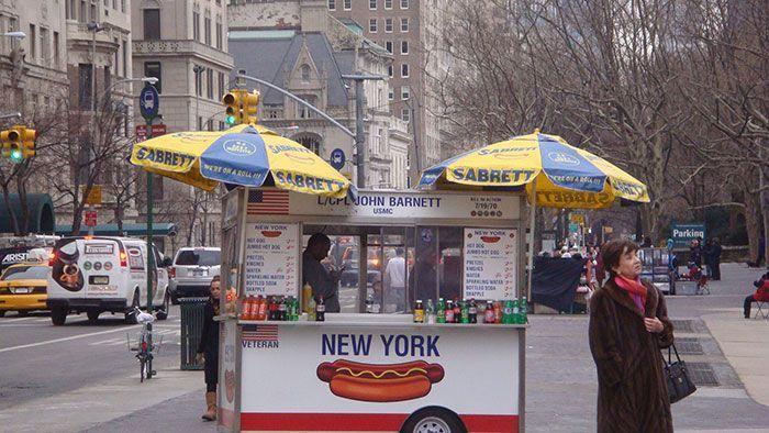 Hot Dog New York
