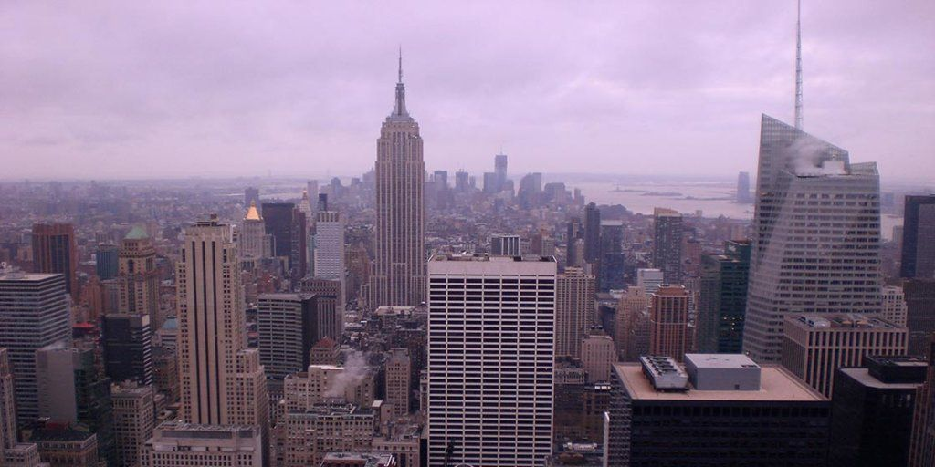 Primer día en Nueva York: Un paseo por el centro de Manhattan.