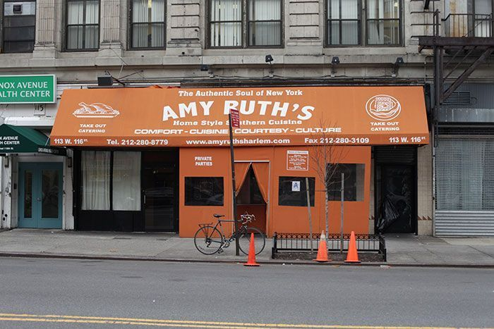Amy Ruth´s Harlem