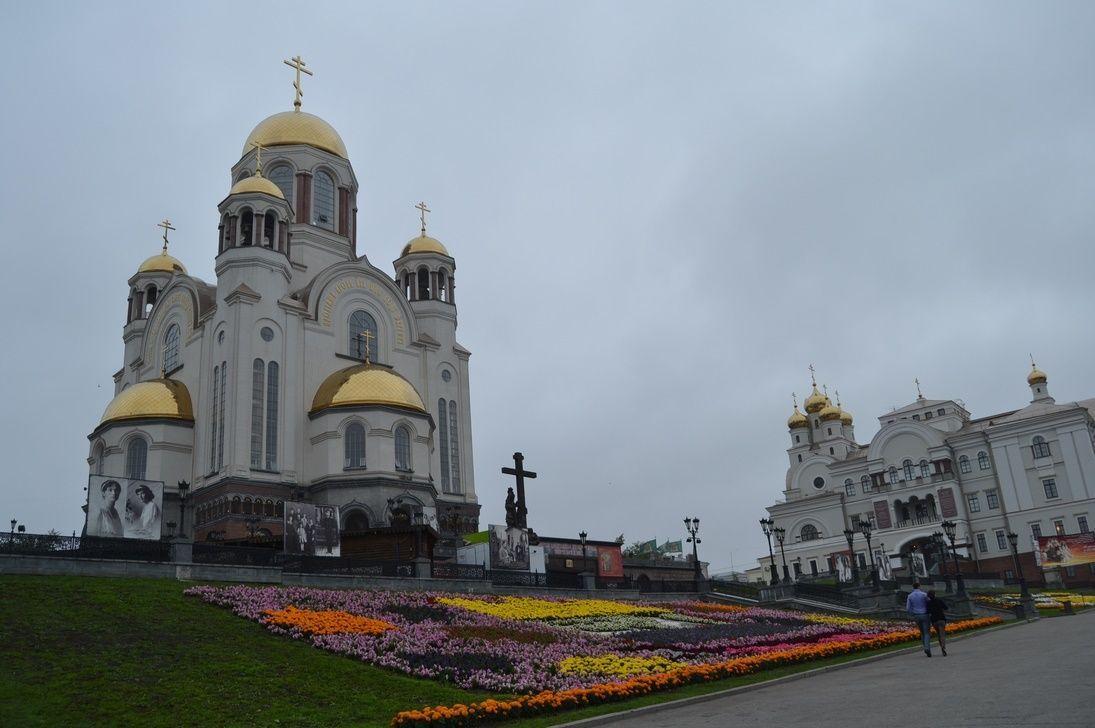 catedral sangre derramada ekaterimburgo