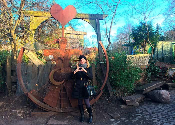 Paz y amor, Christiania