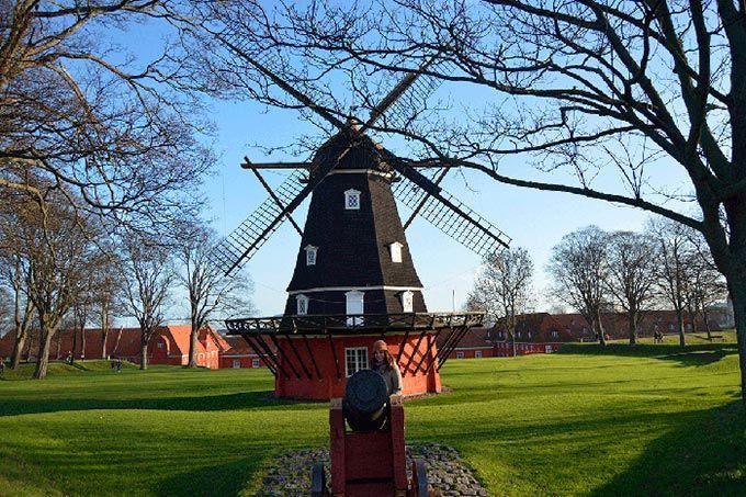 Parque del Kastellet