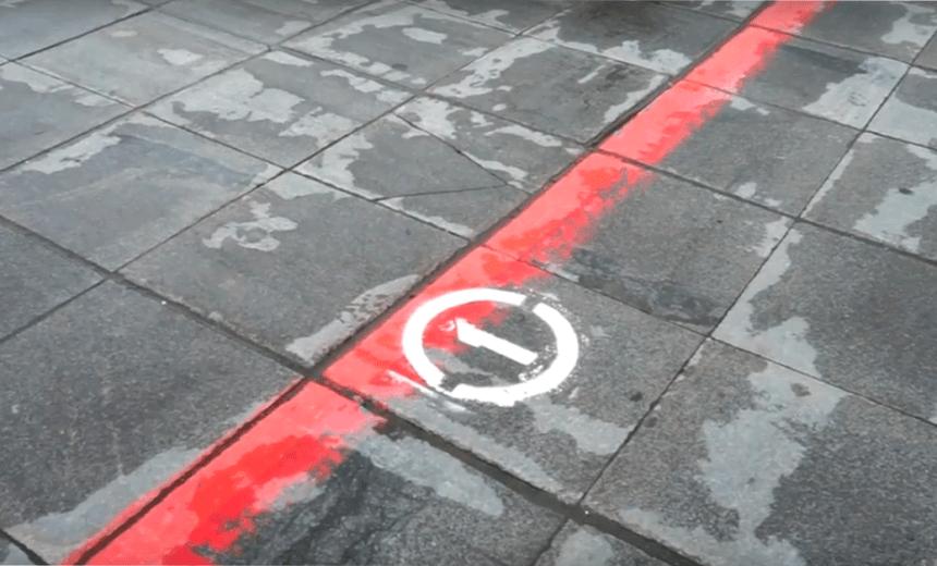 linea roja de ekaterimburgo