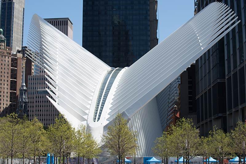 Que ver en lower manhattan World Trade Center Transportation Hub