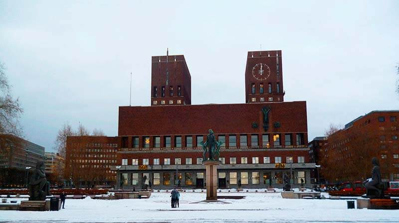 Ayuntamiento de Oslo