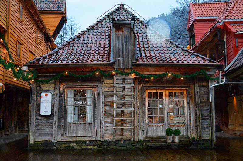 que visitar en bergen Bryggen