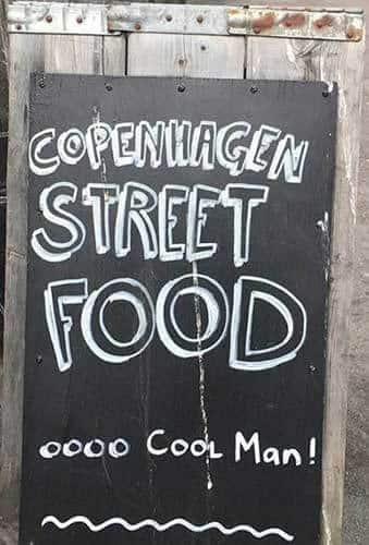 Navidad en Copenhague Street Food