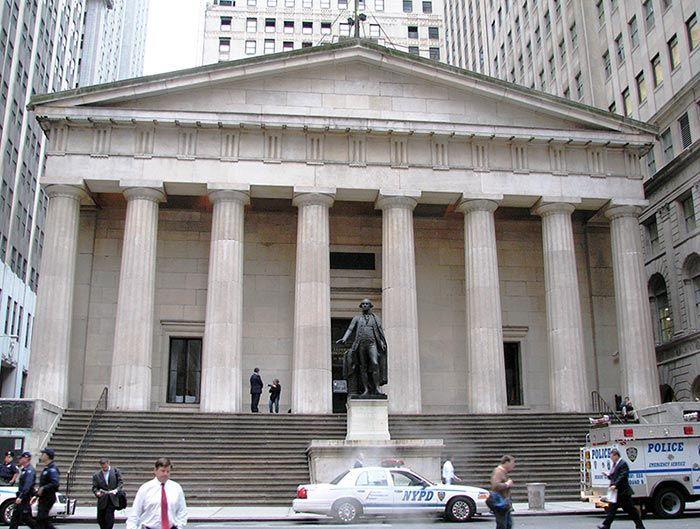 federal hall nueva york