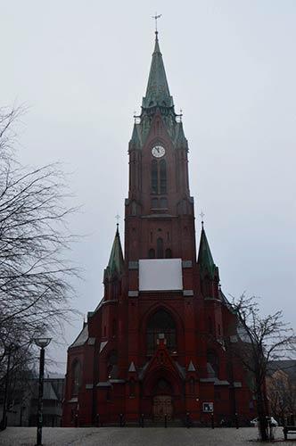 Iglesia Johanneskirken