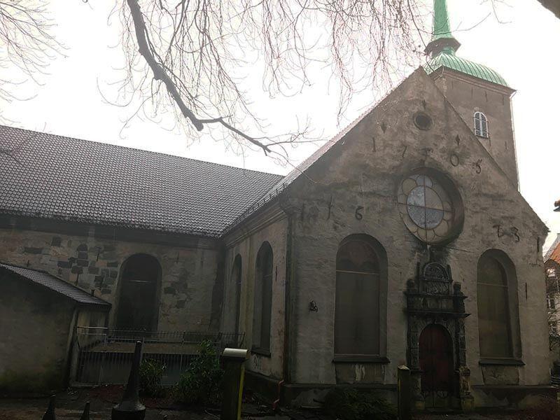 Iglesia Korskirken que ver en bergen