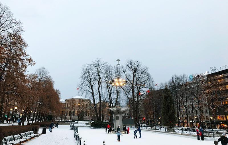 Parque Studenterlunden