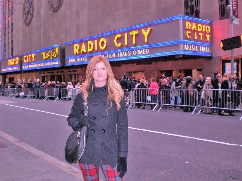 radio city nueva york