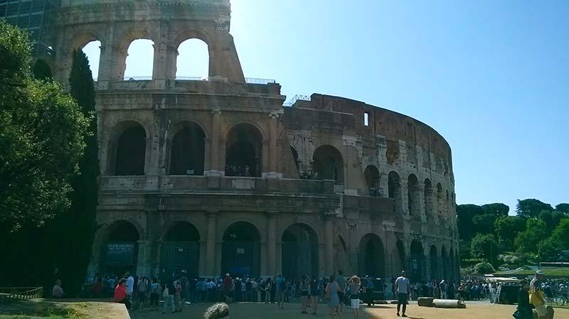 que visitar en Roma Coliseo romano