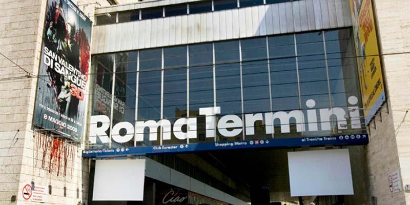 que ver en roma Estación Roma Termini