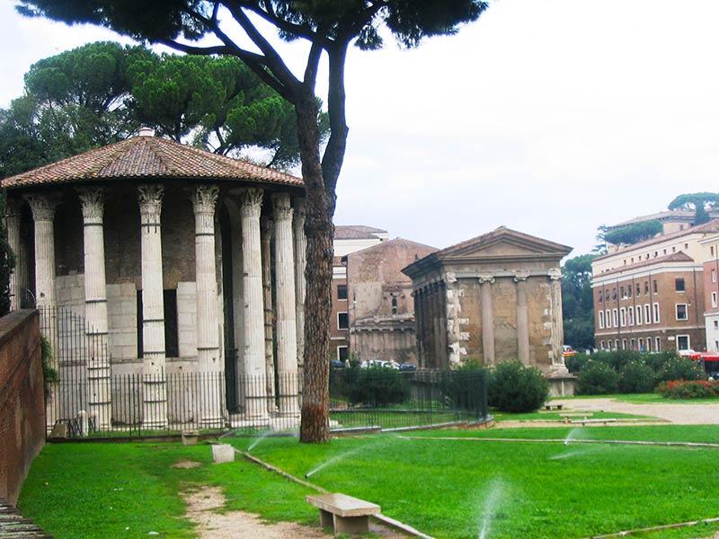 Forum Boarium que visitar en Roma
