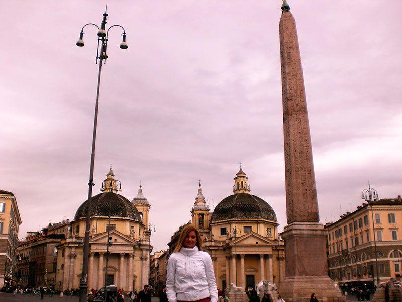 Piazza del Popolo que visitar en Roma