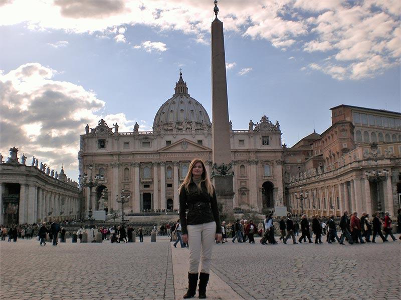 San Pedro del Vaticano que visitar en Roma