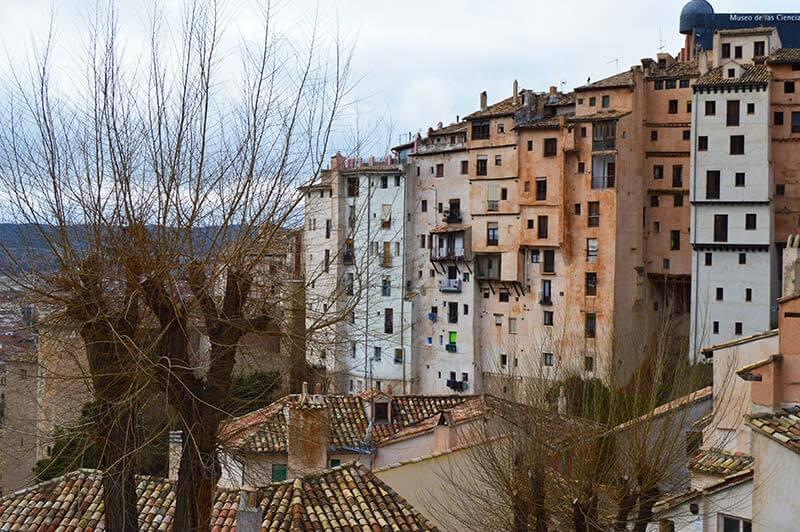 Rascacielos Que ver en Cuenca