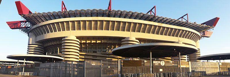 Estadio San Siro Milán