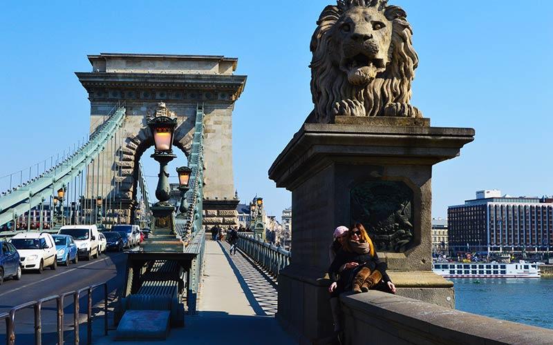 Puente de las Cadenas