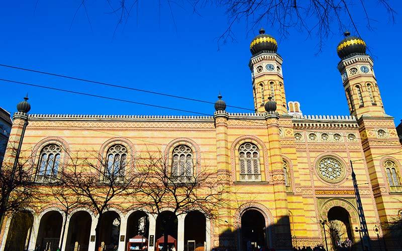 Sinagoga Dohany Utca Budapest