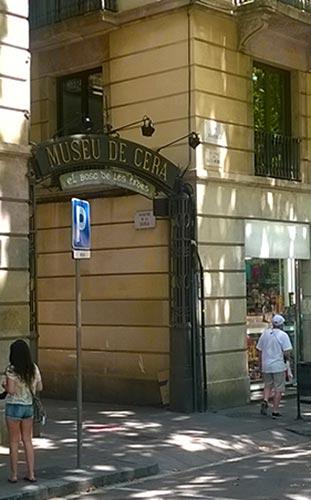 Museo de Cera-Barcelona