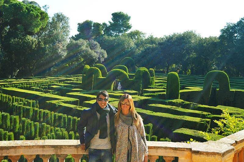 Parque de Laberinto de Horta