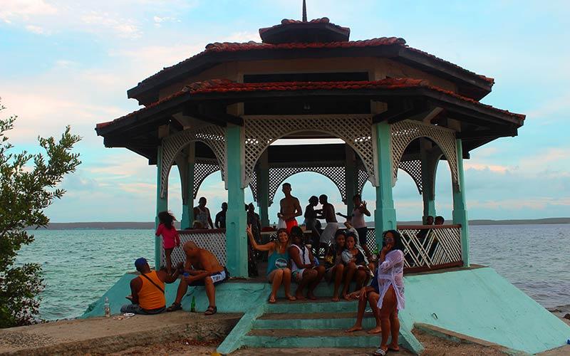 Vistas a Punta Gorda Cienfuegos