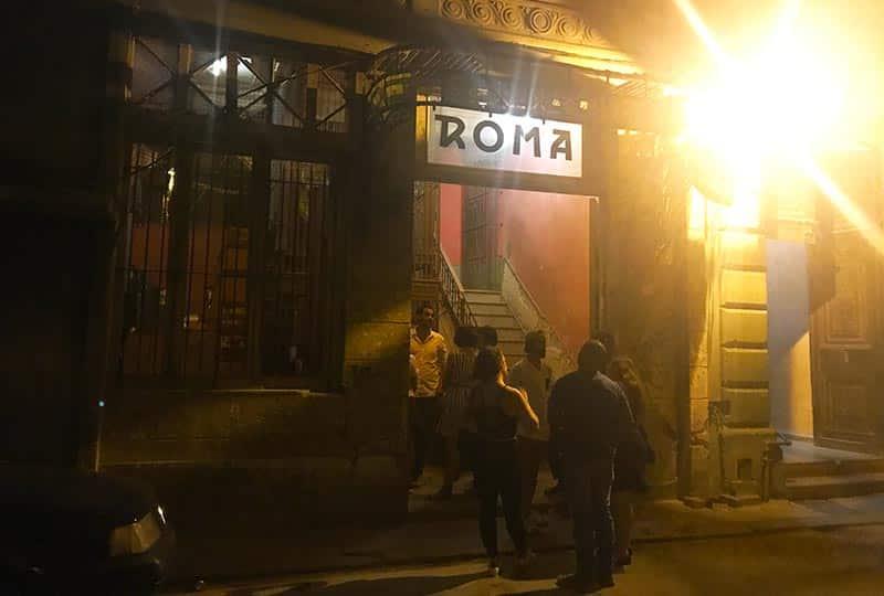 cafe roma cuba