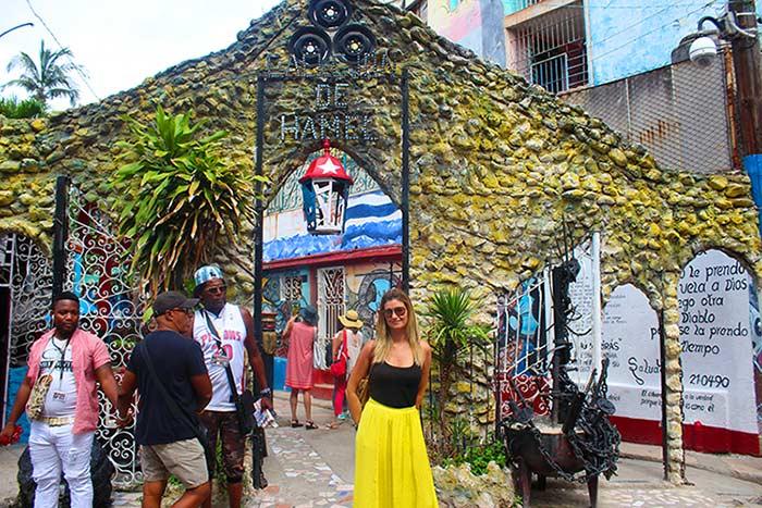 Callejón de Hamel Habana