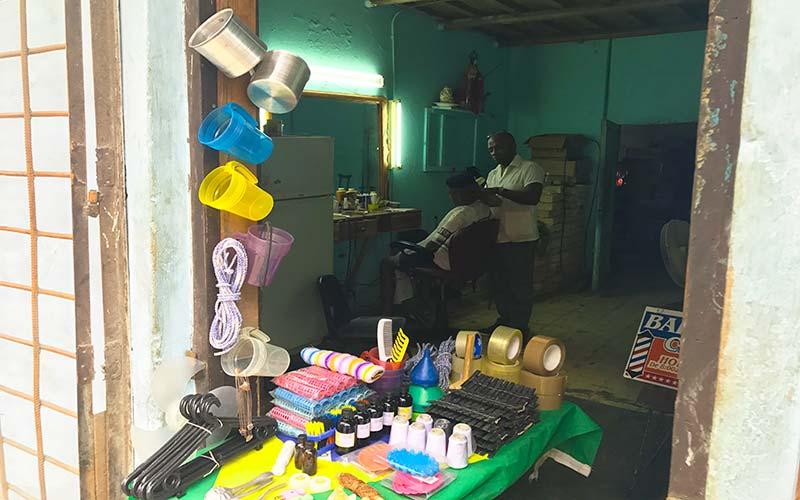 Peluquería en Habana Centro