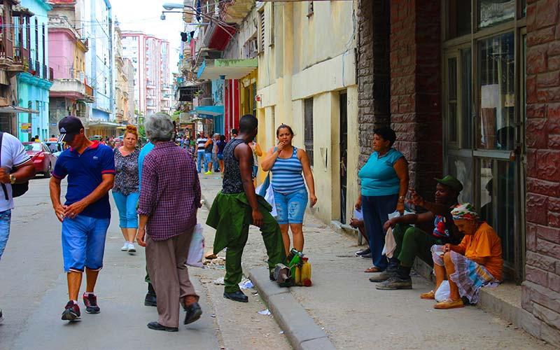 Paseando por Habana Centro