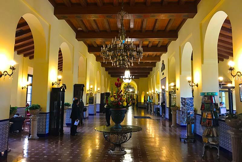 Hall del Hotel Nacional