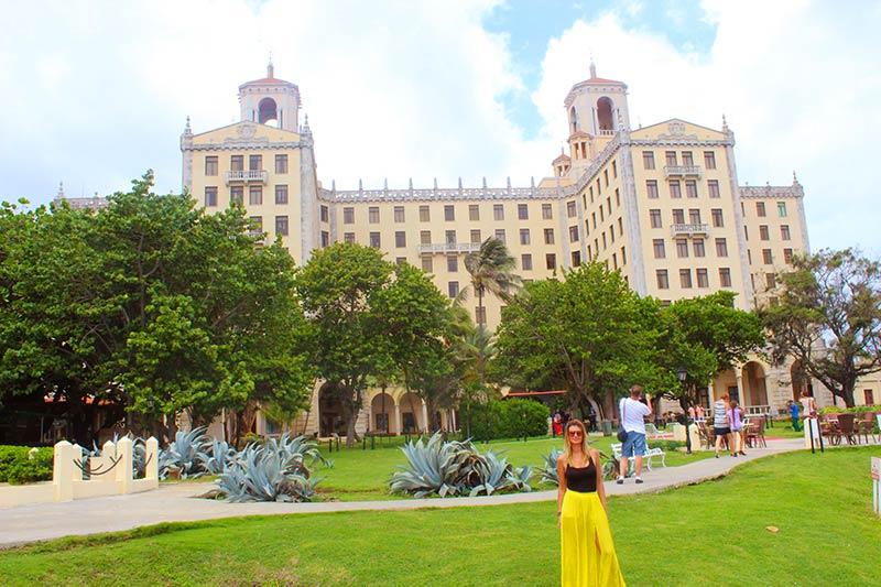 Hotel Nacional Habana