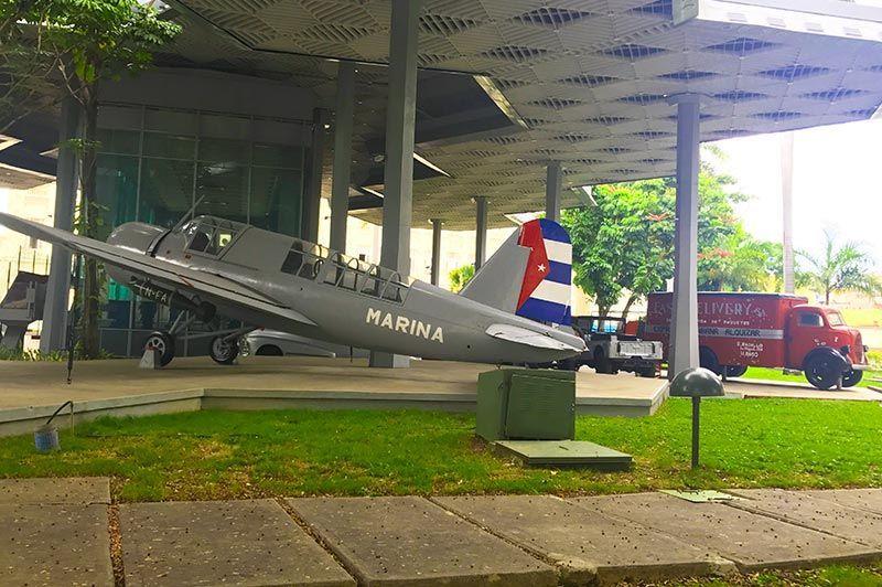 Memorial Granma Habana