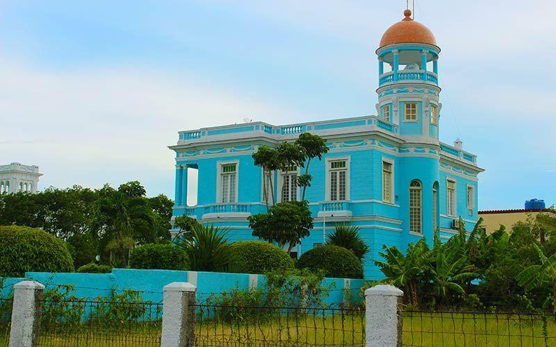 Palacio Azul Cienfuegos
