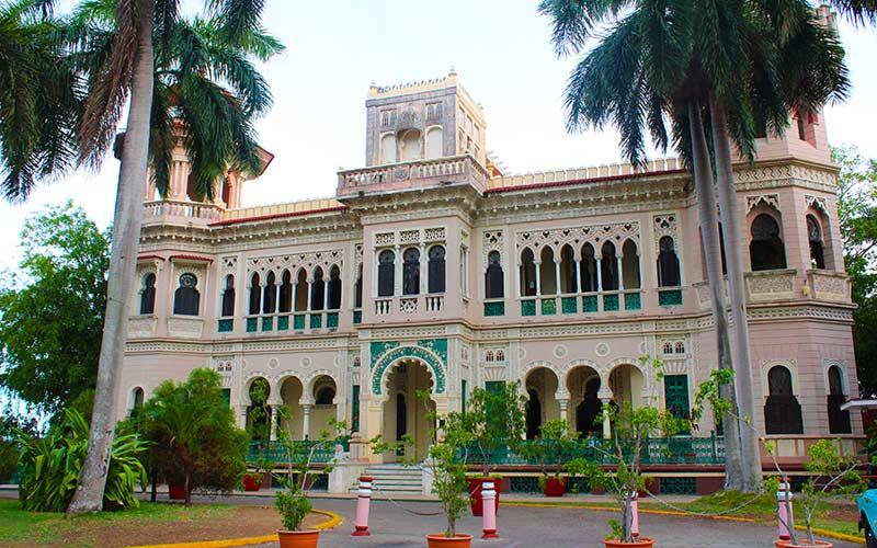 Palacio del Valle Cienfuegos