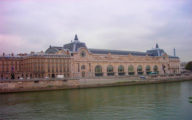 Vistas del Museo de Orsay