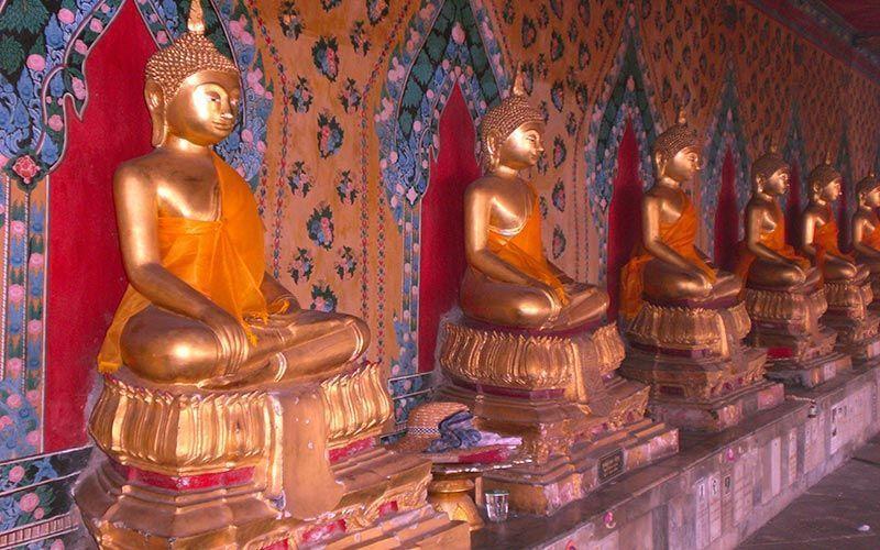 Wat Poh Bangkok