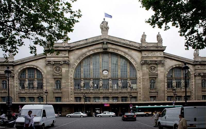 que visitar en París Gare du Nord