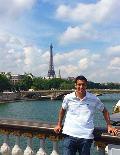 Mi primer viaje a París