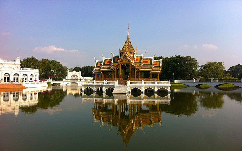 Palacio de Verano Bangkok