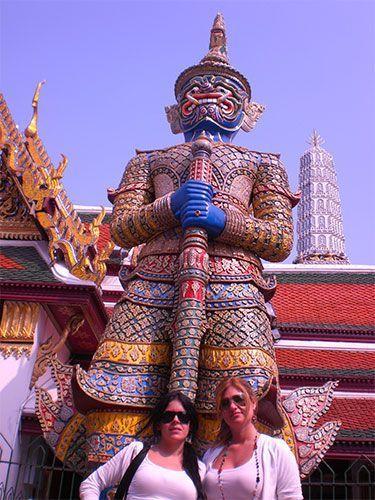 Palacio Real que visitar en Bangkok