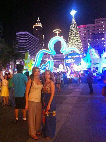 Barrio de Siam Bangkok