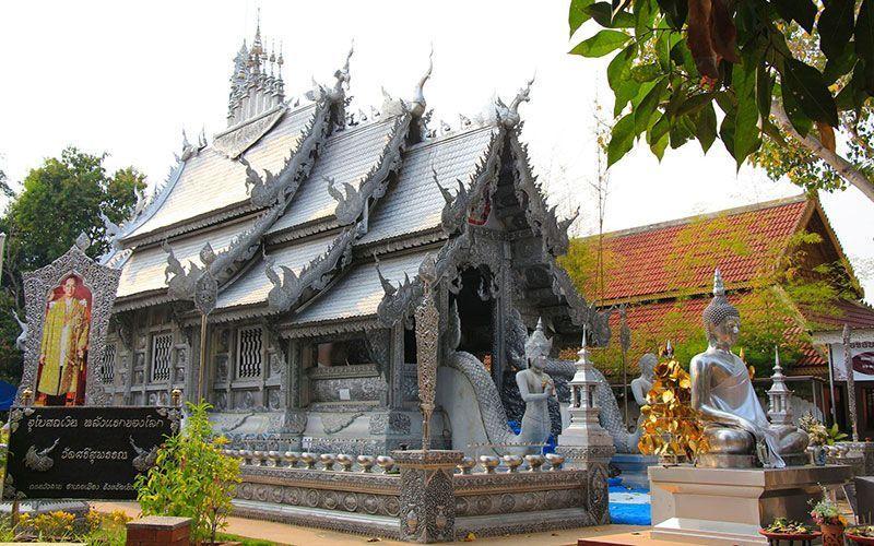 Wat Sri Shupan mejores templos de Chiang Mai