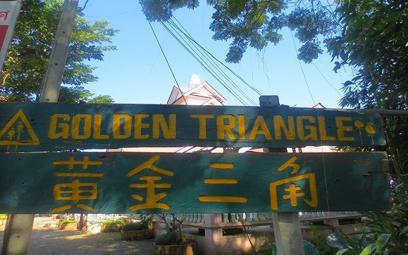 Triangulo de oro tailandia