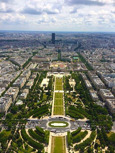 que visitar en París