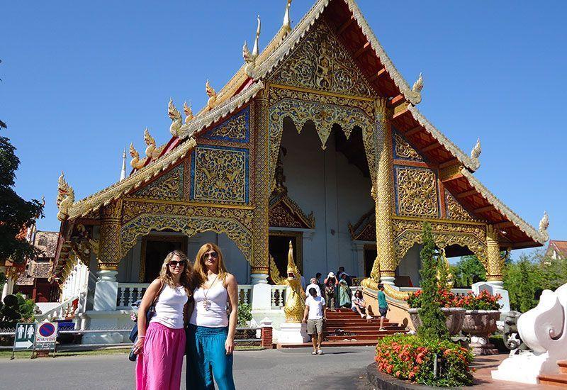 Wat Phra Singh mejores templos de Chiang Mai